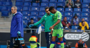 Junior, en el Espanyol-Betis (LaLiga)