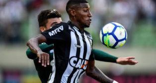 Emerson, jugador del Atlético Mineiro