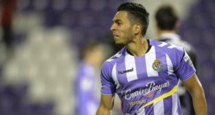 Anuar, futbolista del Valladolid