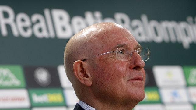 Lorenzo Serra Ferrer no continúa en el Betis