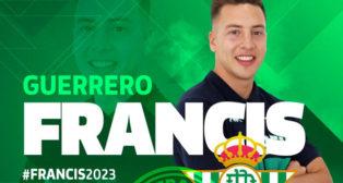El anuncio de la renovación de Francis