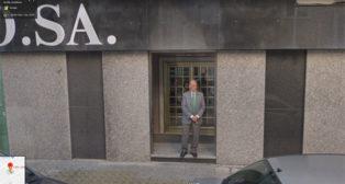 Lopera, en Google Streetview