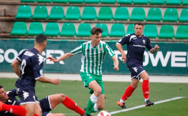 El Betis Deportivo ha jugado contra el Algeciras Cf en la Ciudad Deportiva Luis del Sol (Foto: REAL BETIS)