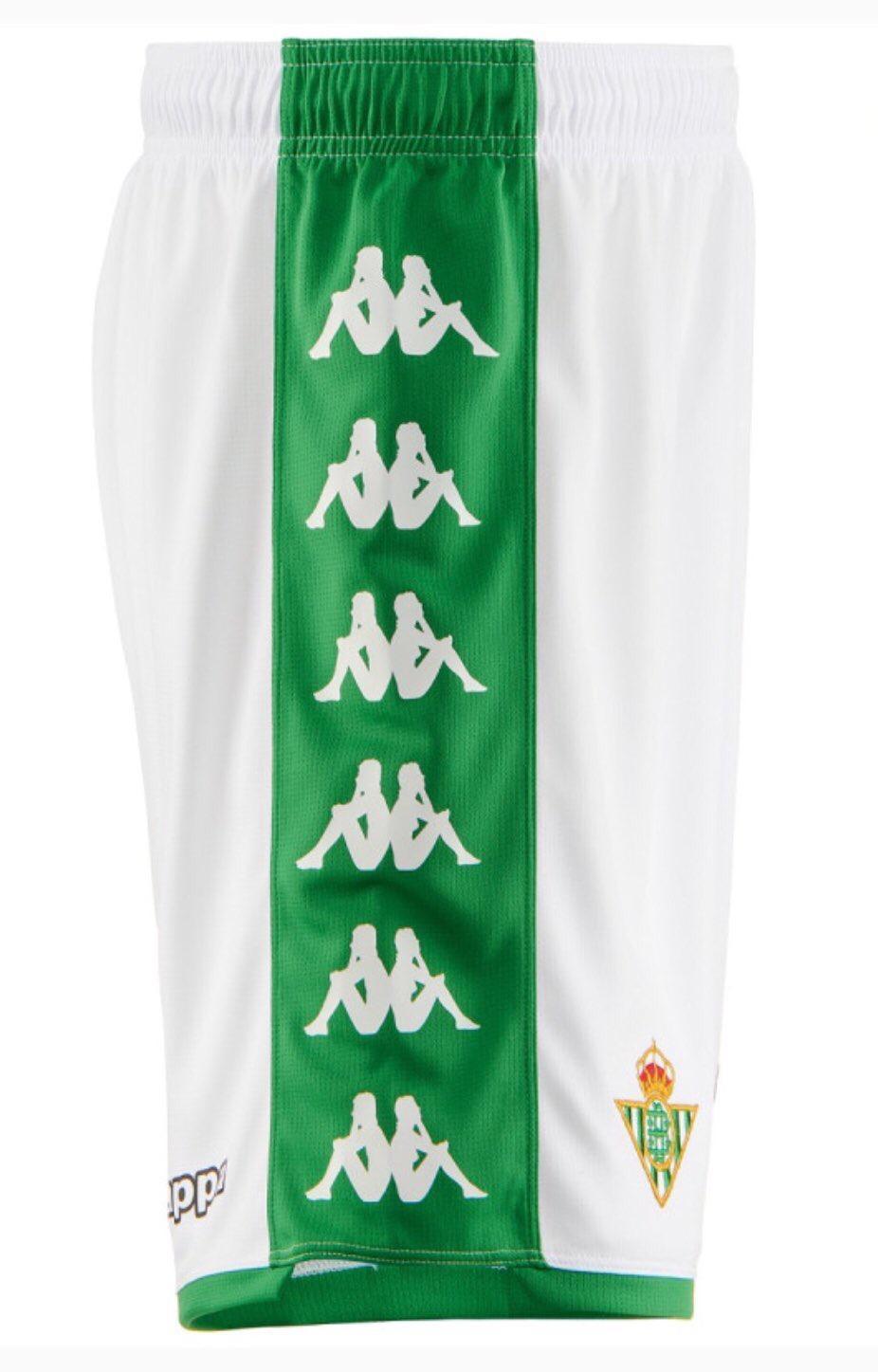 El Betis presenta su primera camiseta para la temporada 2019