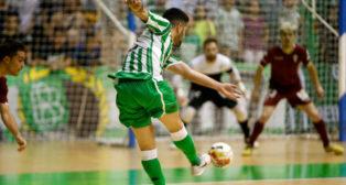 Lance del Betis Futsal-Córdoba (RBB)