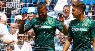 Jesé se disculpa por su gol en el Real Madrid-Betis (Reuters)