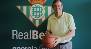 Juanma Rodríguez, director deportivo del Betis Energía Plus