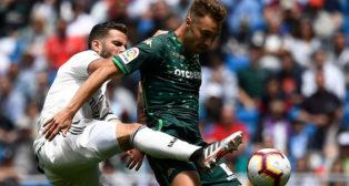 Resumen y goles Real Madrid Betis