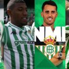Lainez, Emerson, Juanmi y Lo Celso, fichajes del Betis en 2019