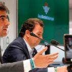 Ángel Haro, durante la rueda de prensa de este martes (Foto: MANU GÓMEZ)