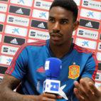 Junior, durante la entrevista con EFE (Foto: EFE).