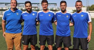 Toni Doblas será el entrenador de porteros del equipo juvenil de División de Honor (Foto: Real Betis)