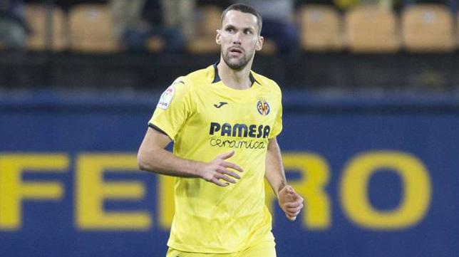Alfonso Pedraza, con el Villarreal