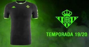 Segunda camiseta del Betis 2019-20