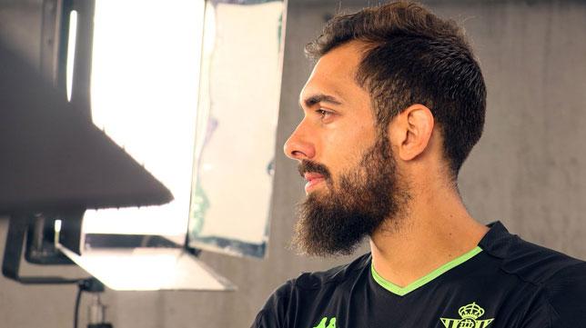 Borja Iglesias (foto: Real Betis)