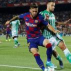 Pedraza pugna con Carles Pérez (Reuters)