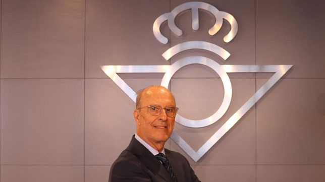 Rafael Muela, consejero del Real Betis