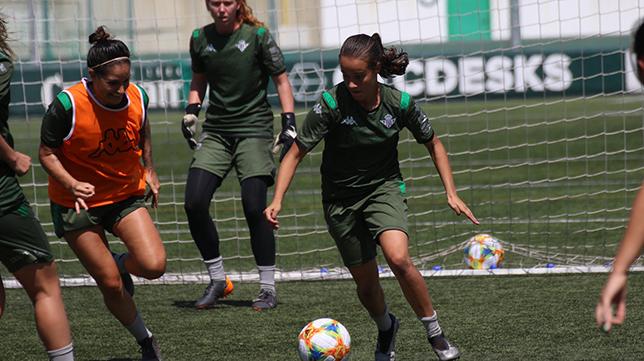 El Betis Féminas comenzó la pretemporada el 5 de agosto (Foto: RBB)