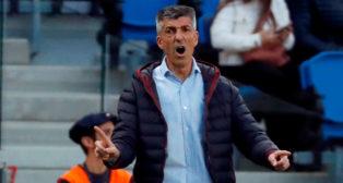 Imanol Alguacil, entrenador de la Real Sociedad (Foto: EFE)