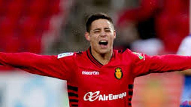 Álex Moreno, durante su etapa como futbolista del Mallorca (Foto: LaLiga)