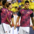 Cucho Hernández se lesionó con Colombia en el Mundial sub 20, antes de fichar por el Mallorca (EFE)
