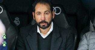 Pablo Machín, entrenador del Espanyol (Foto: EP).