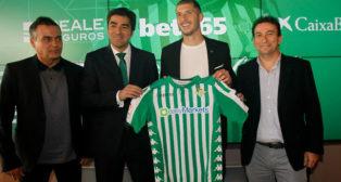 Alexis, Ángel Haro, Guido Rodríguez y José Miguel López Catalán (Manu Gómez)
