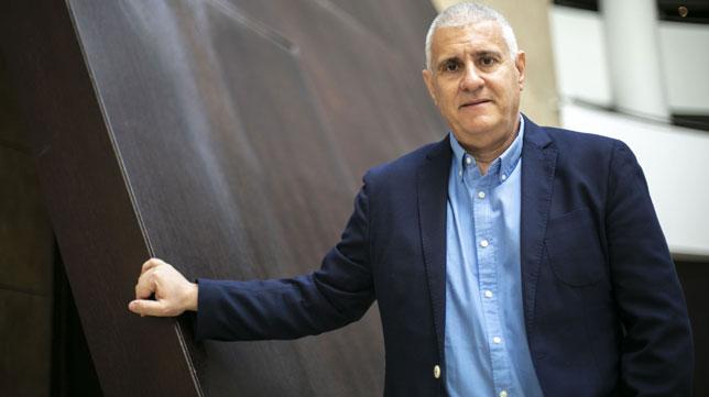 Antonio Cordón (Foto: Alfredo Aguilar - Ideal).