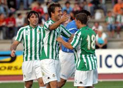 Real Betis: Repetirá contra algunos equipos de la pretemporada pasada
