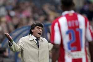 Real Betis: Chaparro todavía es prudente