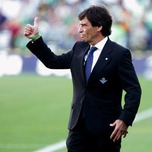 Real Betis: Chaparo ha vuelto a salvar al equipo