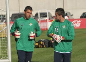 Real Betis: Decisiones extradeportivas dan la titularidad a Ricardo