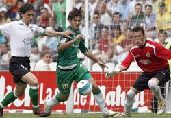 Real Betis: El equipo heliopolitano lleva seis años sin perder en Santander
