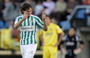 Real Betis: Ante el Villarreal fue el primer partido de Chaparro