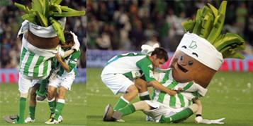 Real Betis: Sobis se 'pelea' con Palmerín
