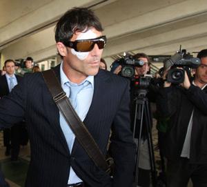 Real Betis: Armando podría volver a jugar sólo 8 días después