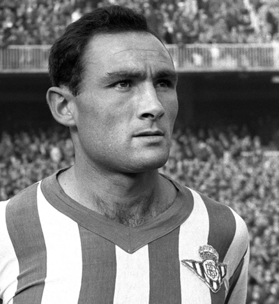 Real Betis: Eusebio Ríos