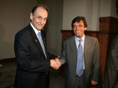Betis: Lopera y Chaparro seguirán de la mano una campaña más como minimo