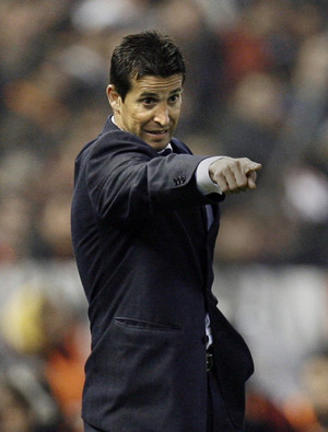 Real Betis: Merino, cuando dirigió al Betis como primer entrenador
