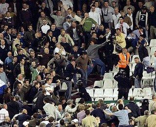 Real Betis: Los ultras estarán fichados