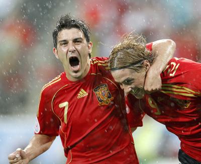 Real Betis: Todos juntos animando a España