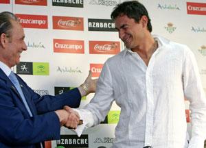 Betis: Babic tiene idea de quedarse en el Betis