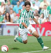 Real Betis: Edu no podrá estar ante el Atlético