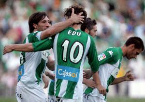 Real Betis: Edu, clave de nuevo para la salvación