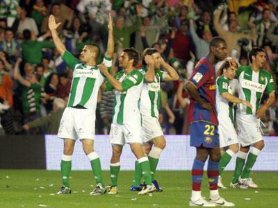 Real Betis: Juanito fue el autor del empate a 2