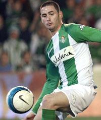 Real Betis: Melli fue expulsado