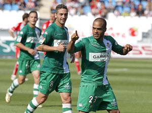 Real Betis: Odonkor anotó su primer gol el domingo pasado