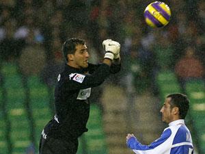Real Betis: Ricardo se perderá el choque