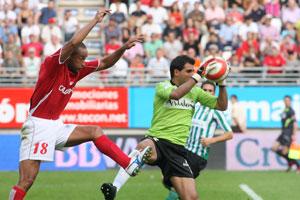 Real Betis: Ricardo vuelve a la lista