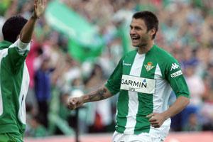 Real Betis: el brasileño Sobis